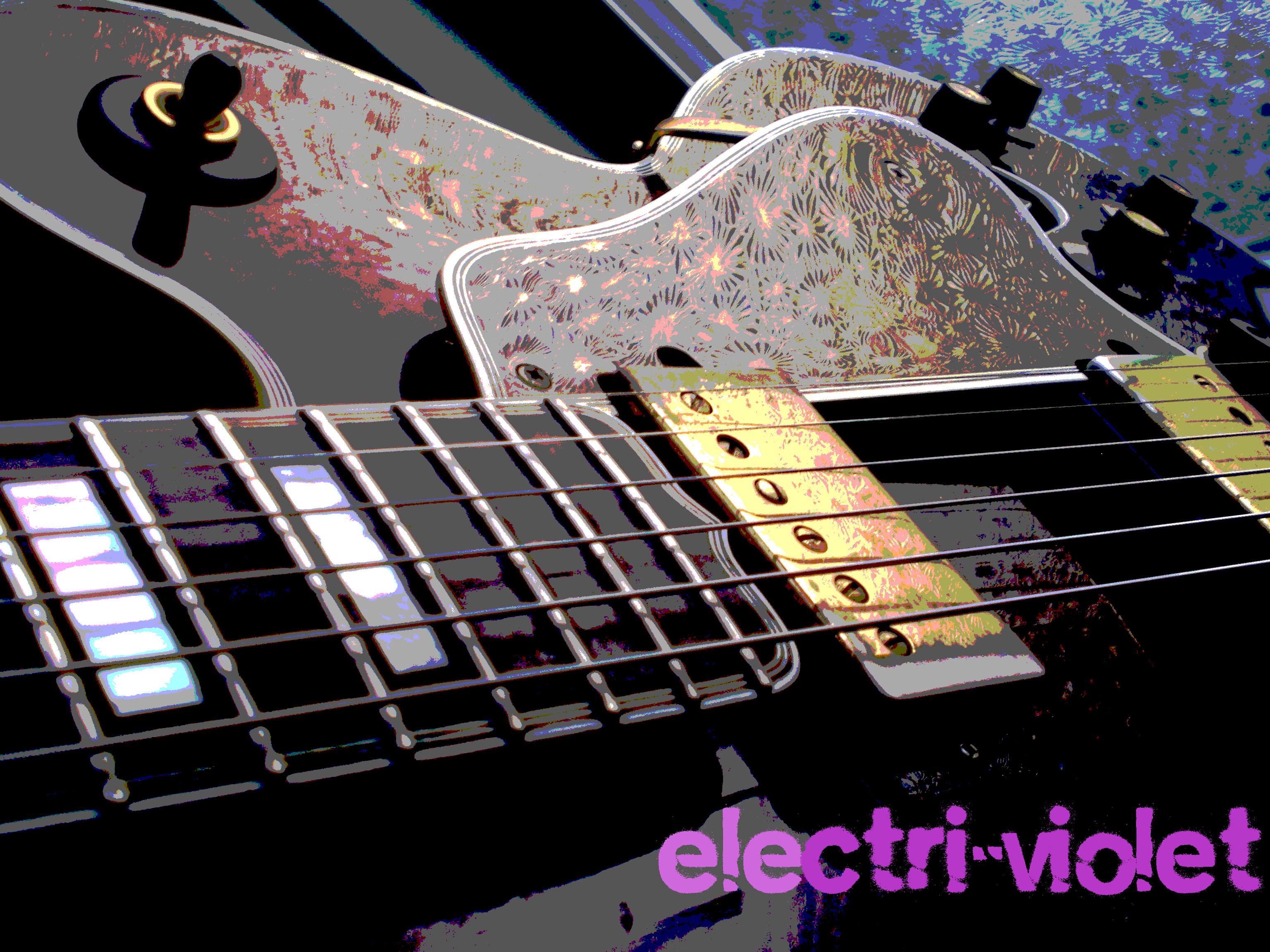electri-violet